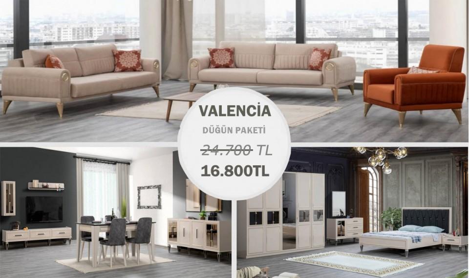 Valencia Düğün Paketi