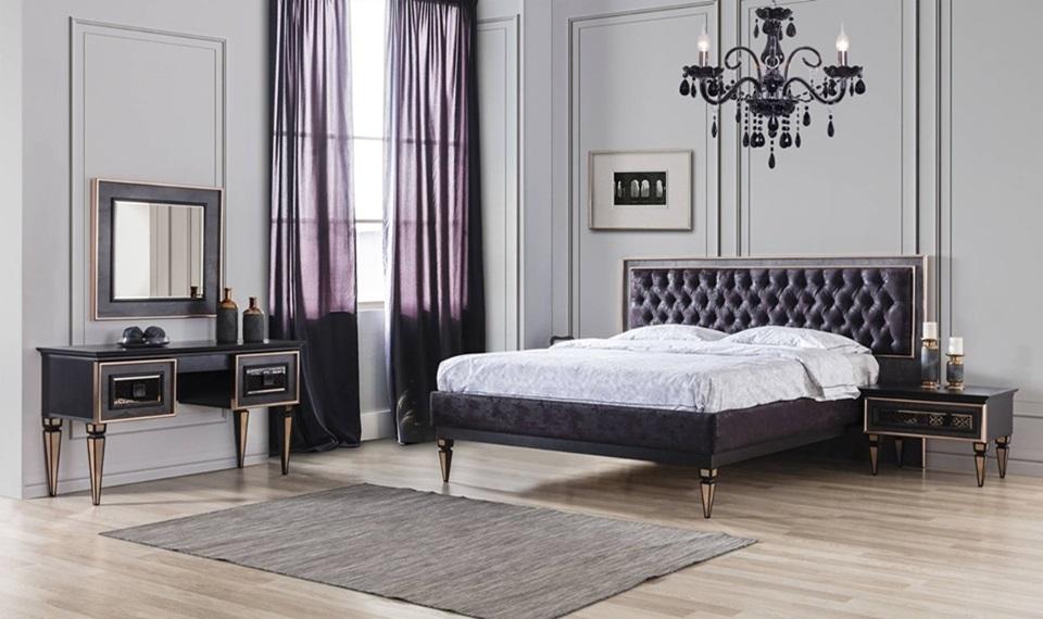 Çırağan Yatak Odası