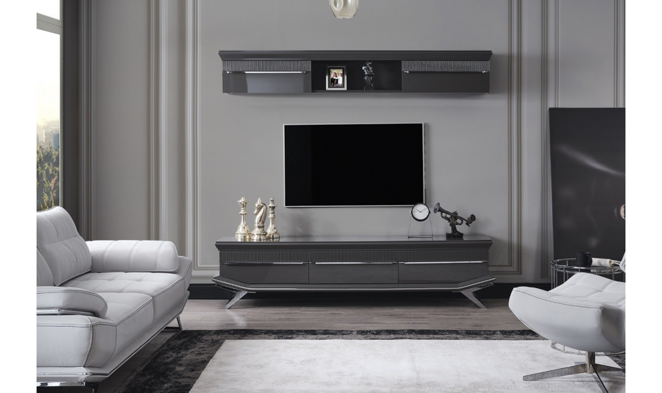 Asya Gümüş  Tv Ünitesi