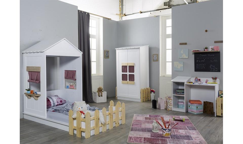Sweet Home Pink Çocuk Odası