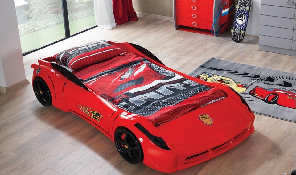 Garaj (Titi Car) Çocuk Odası