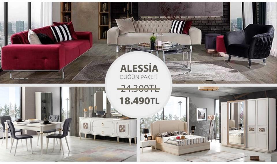 Alessia Düğün Paketi