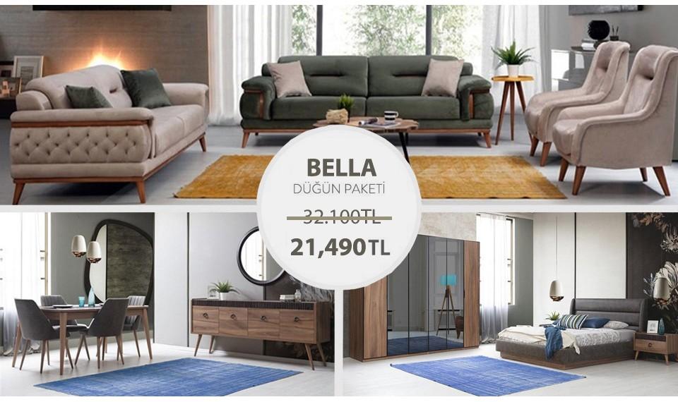 Bella Düğün Paketi