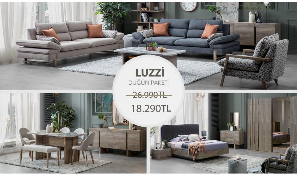 Luzzi Düğün Paketi