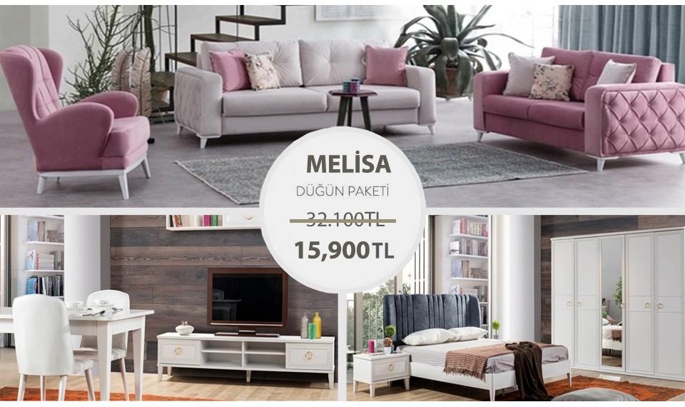 Melisa Düğün Paketi