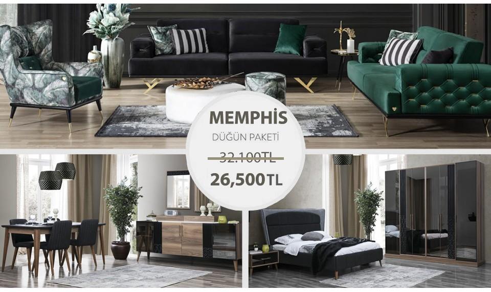 Memphis Düğün Paketi
