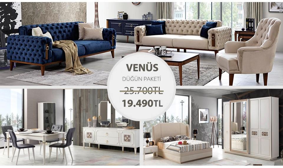 Venüs Düğün Paketi