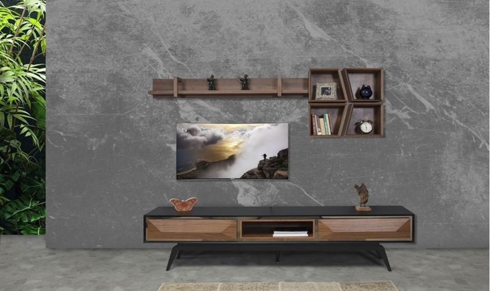 Zara Modern Tv Ünitesi