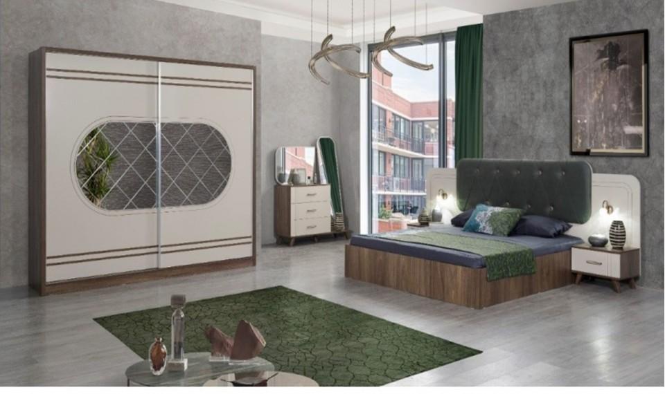 Amsterdam Modern Yatak Odası