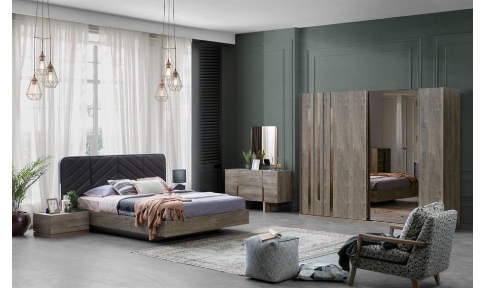 Luzzi Yatak Odası