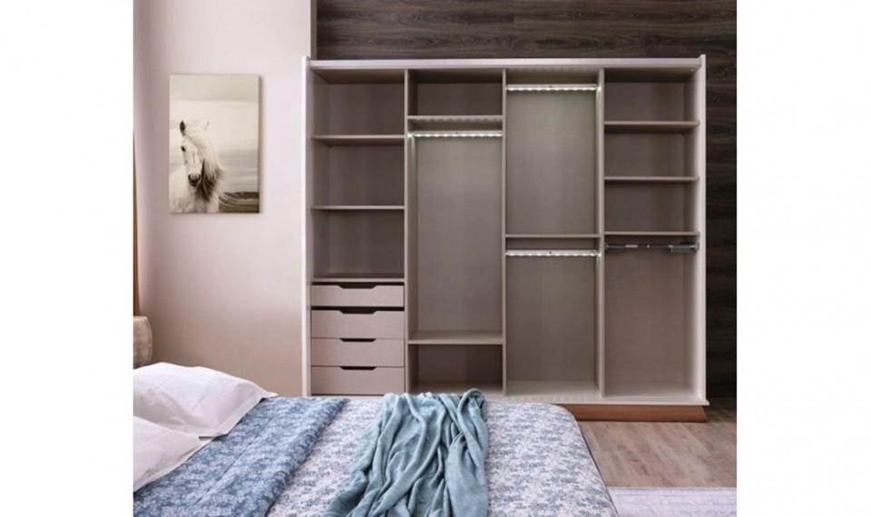 Marsis Modern Yatak Odası