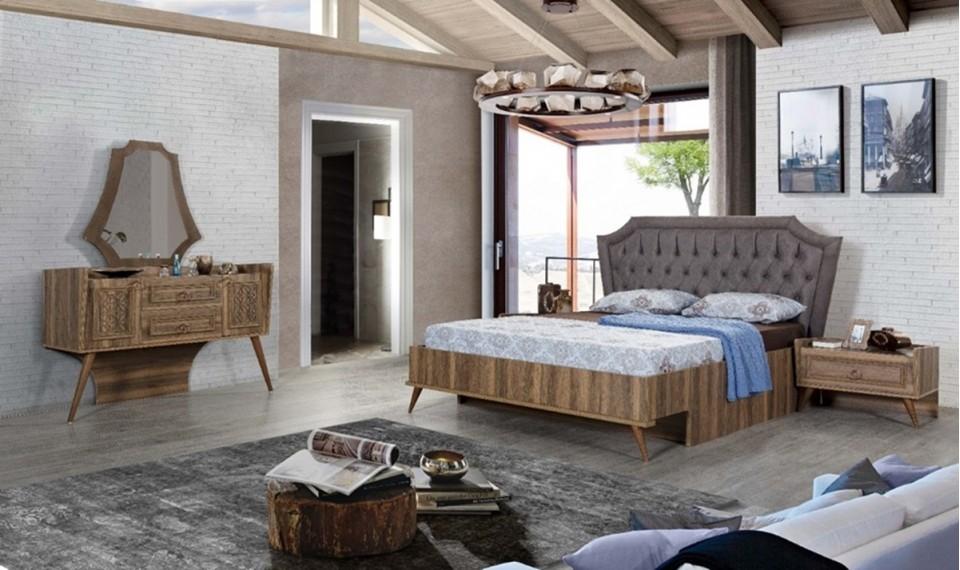 Milano Modern Yatak Odası