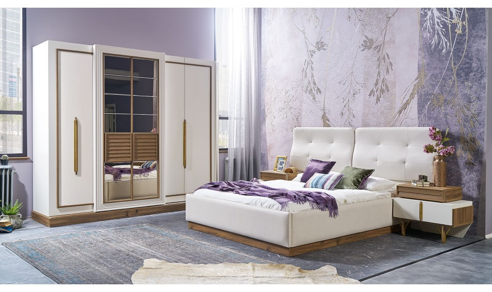 Palermo Yatak Odası