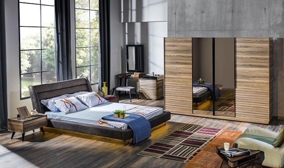 Vera Modern Yatak Odası Takımı