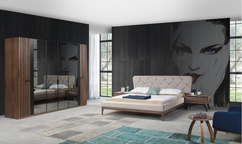 Zara Modern Yatak Odası