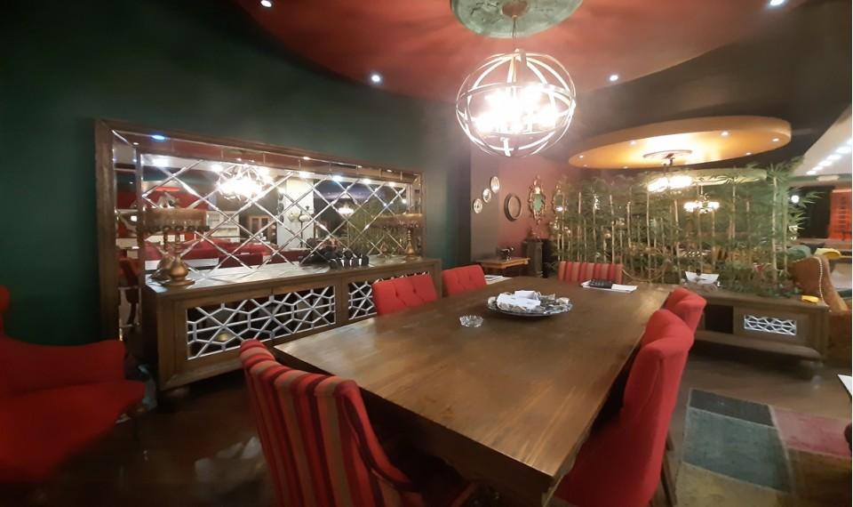 Atlas Yemek Odası