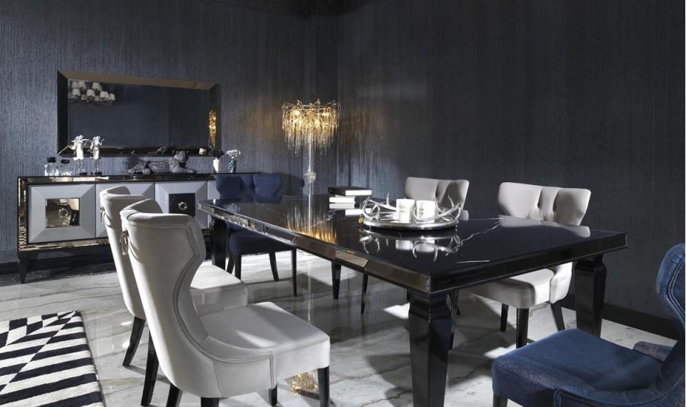 Bugatti Yemek Odası