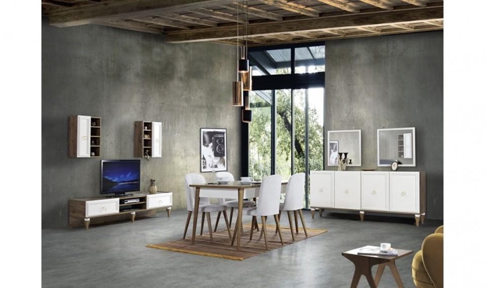 Santino Modern Yemek Odası