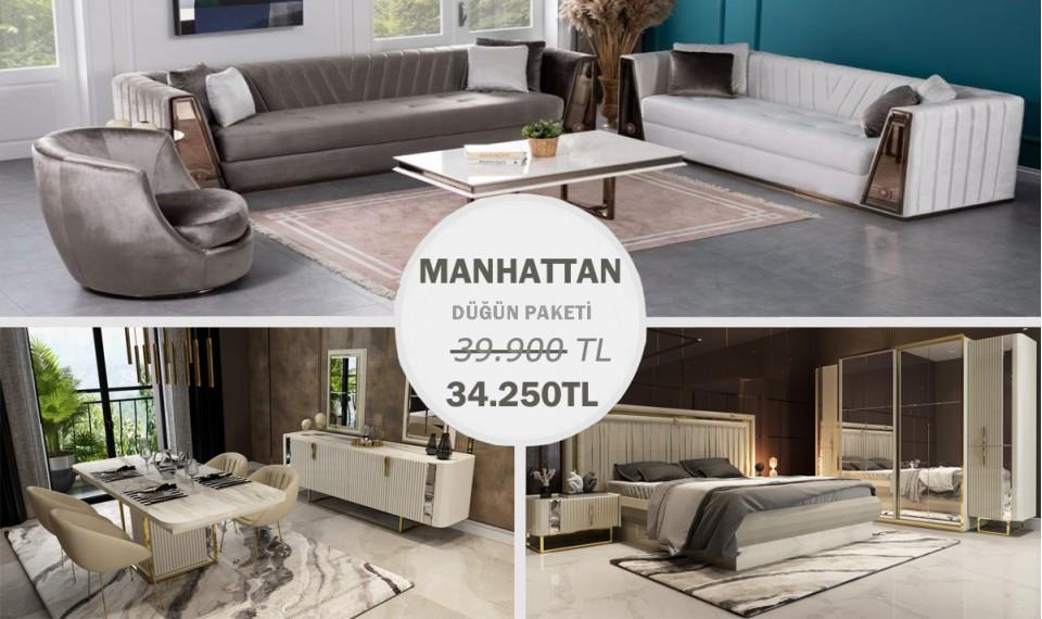Manhattan Düğün Paketi
