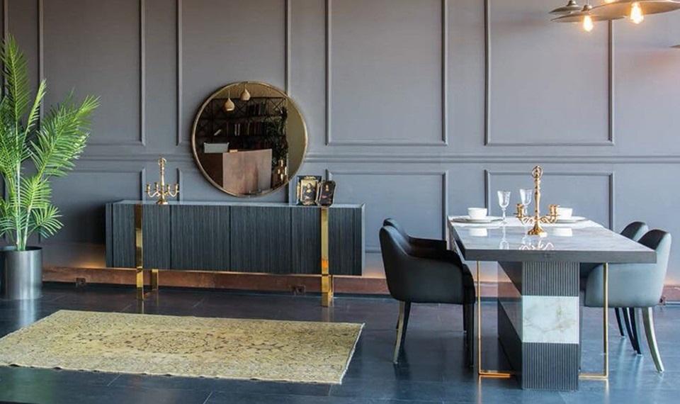 Elegance  Exclusive Yemek Odası