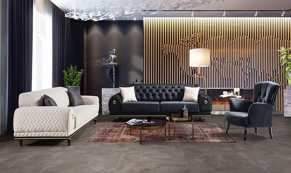 Elit Luxury Koltuk Takımı