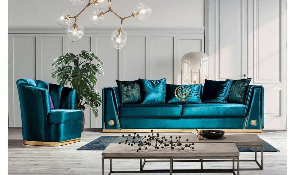 Eclips Luxury Koltuk Takımı