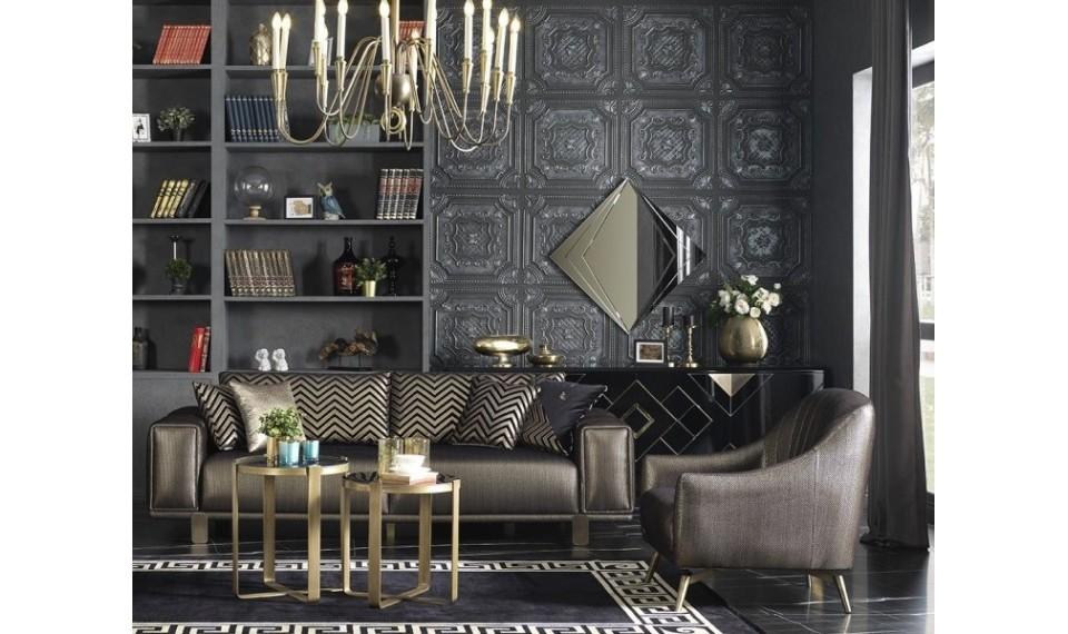 Versace Luxury Koltuk Takımı