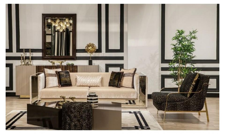 Vitra Luxury Koltuk Takımı