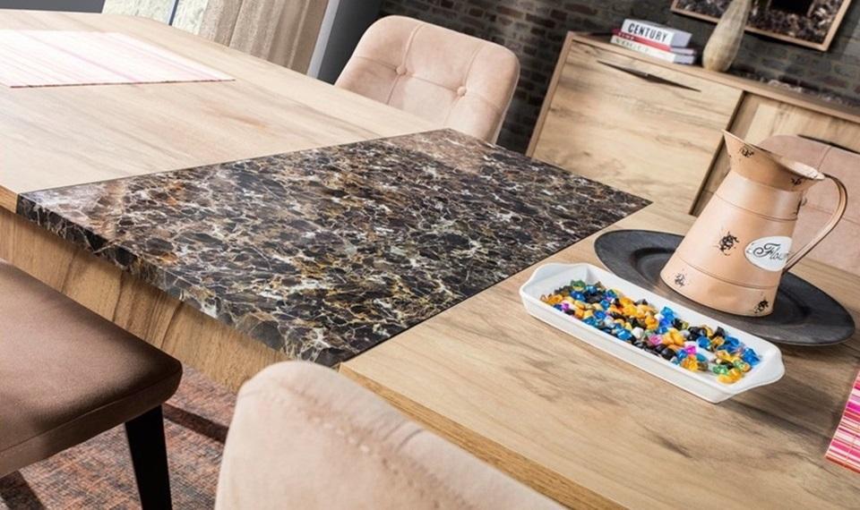 Loft Art Modern Yemek Odası