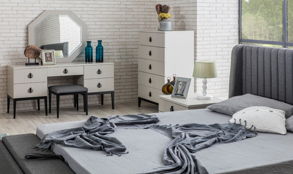 Maria Modern Yatak Odası