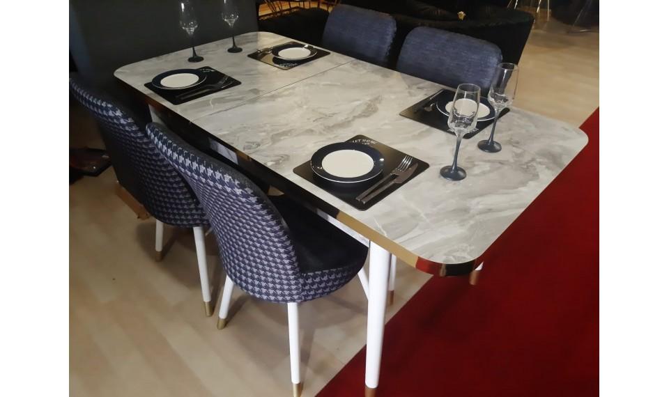 Lavanta Yemek Masası
