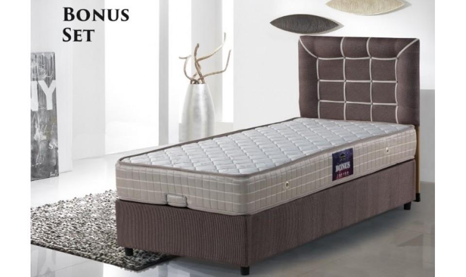 Bonus Yatak Baza Başlık Set 160x200