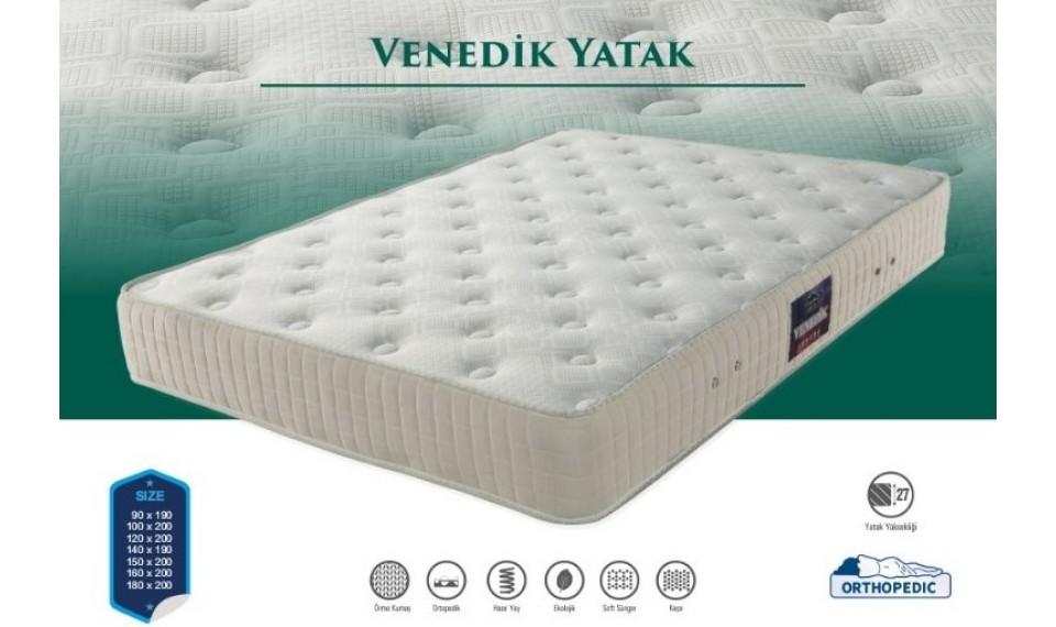 Venedik Yatak 160x200