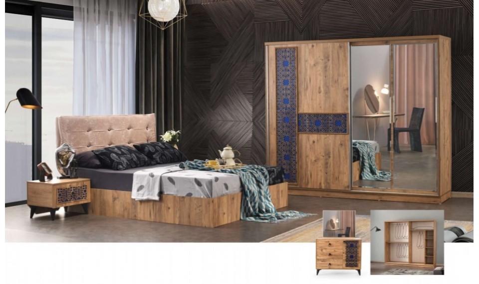 Açelya Yatak Odası