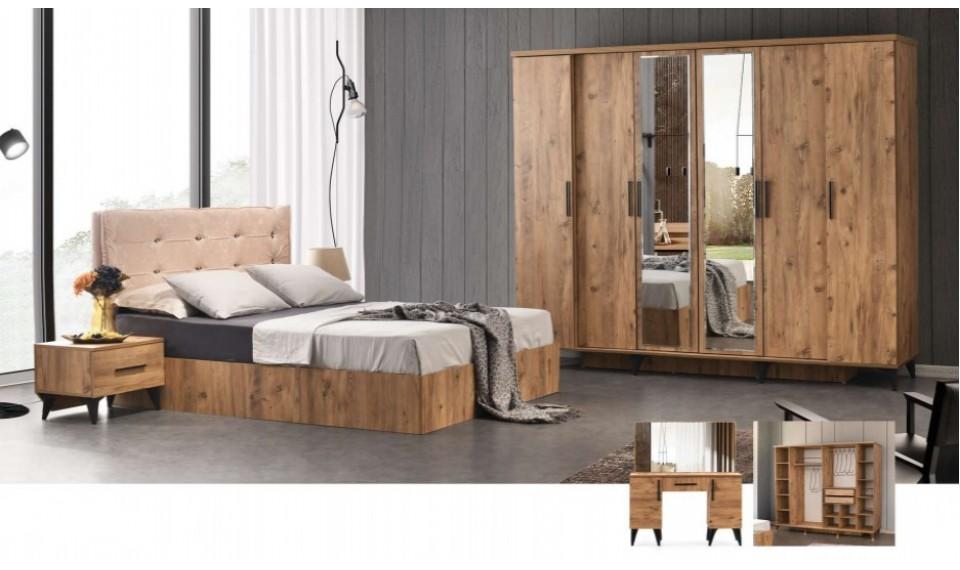 Akasya Yatak Odası