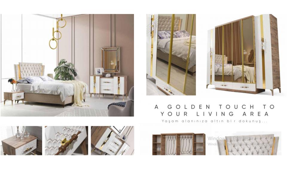 Fethiye yatak odası
