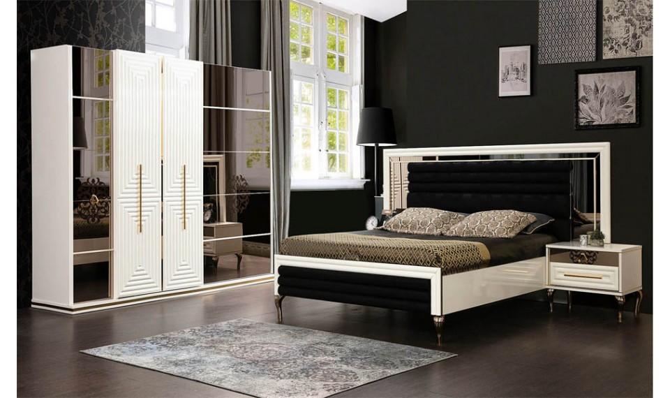 Gold Luxury Yatak Odası