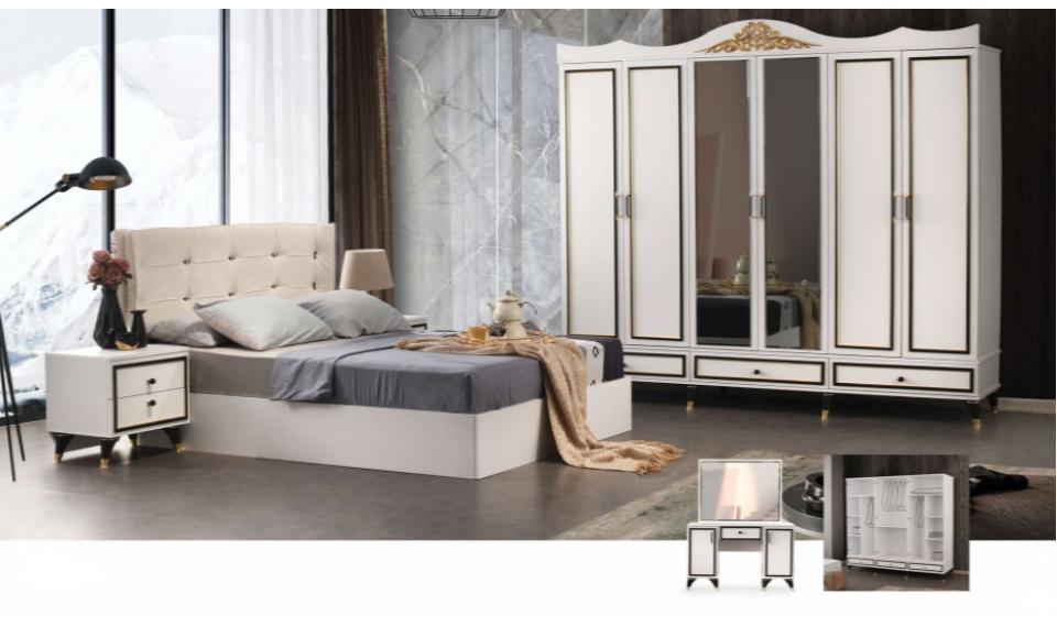 İlker Yatak Odası