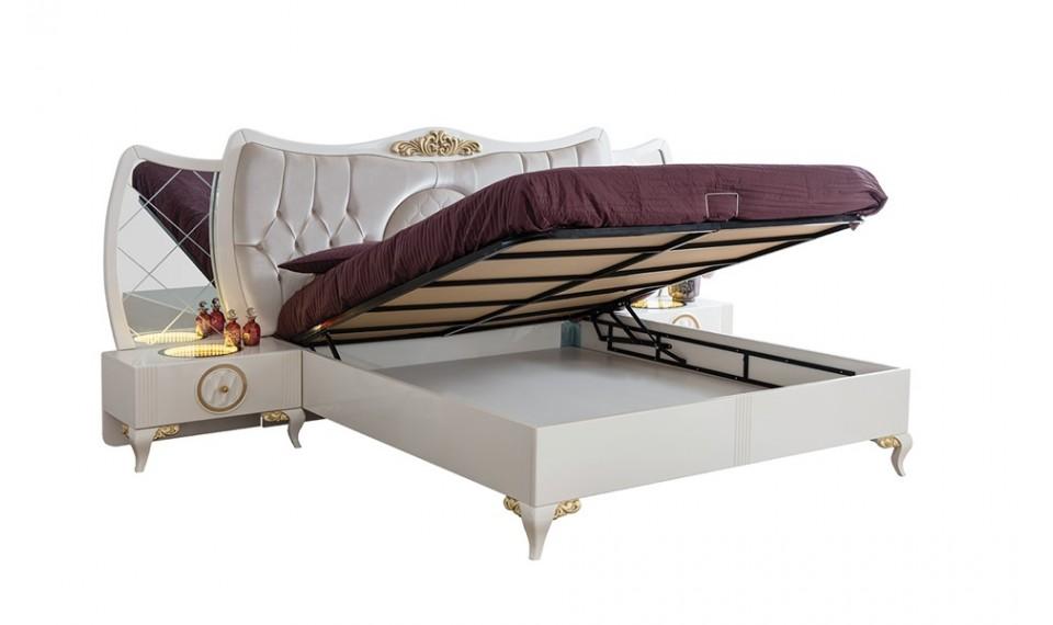 Rodos Modern Avangard Yatak Odası