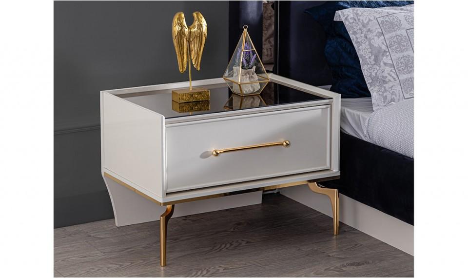 Titanium Gold Yatak Odası
