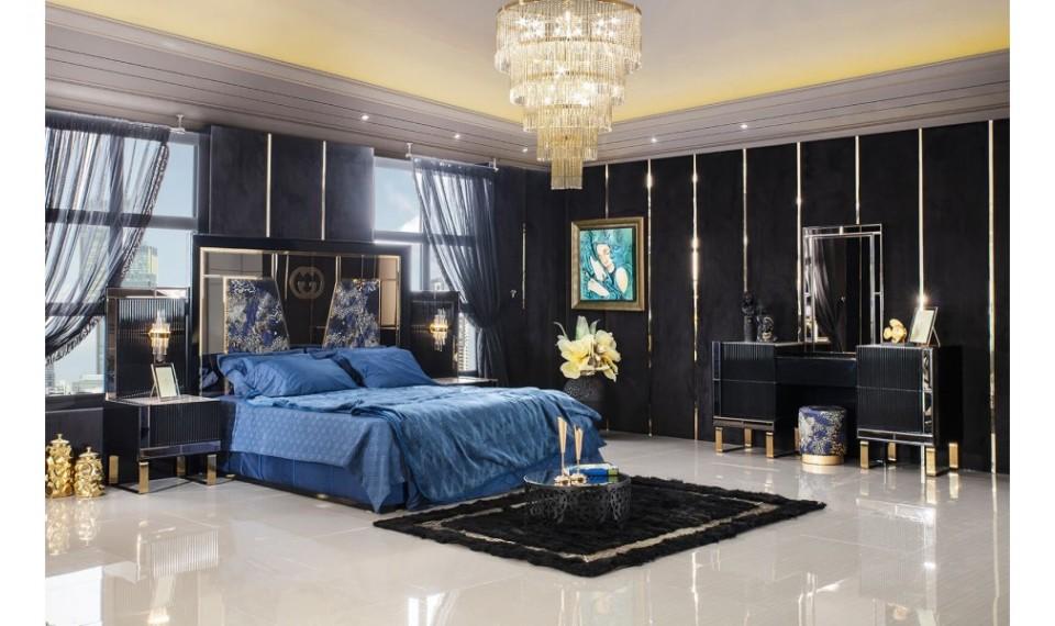 Vip Gold Yatak Odası