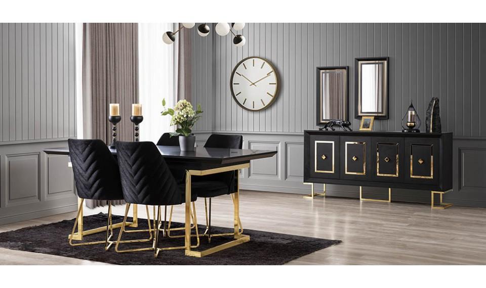 Doruk Gold Yemek Odası