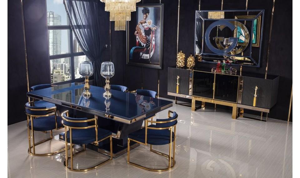 Vip Gold Yemek Odası